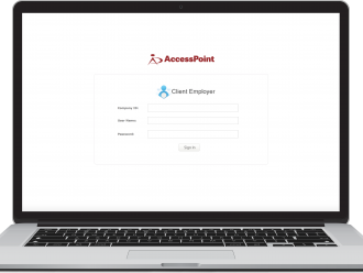 Log In - AccessPoint - Resources for Clients and Employees